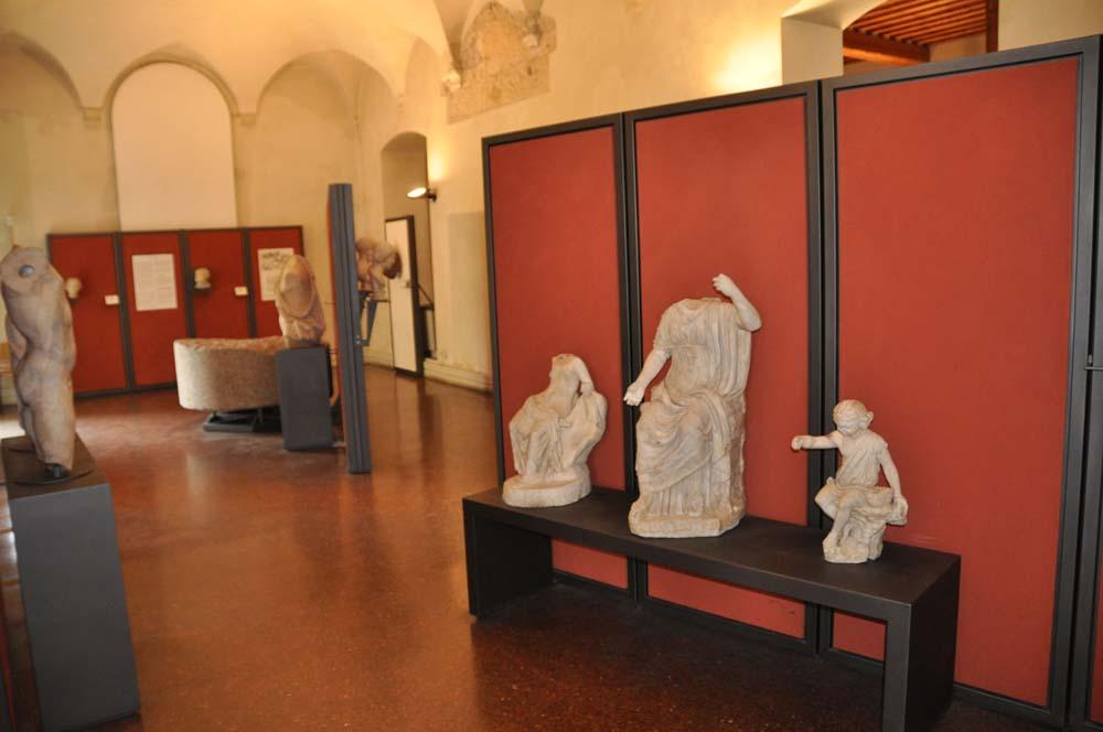 Collezione di sculture romane di G.E.di Velo - Museo Naturalistico Archeologico - Musei Civici Vicenza