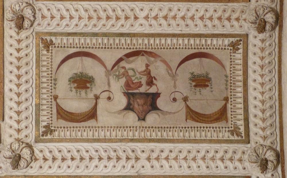 Palazzo chiericati museo civico di palazzo chiericati - Decorazioni grottesche ...