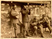 Intrattenimento in prima linea